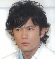 パーマがかっこいい稲垣吾郎